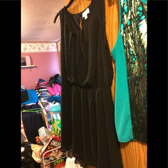 Dresses Black Dress Xl Womens Poshmark